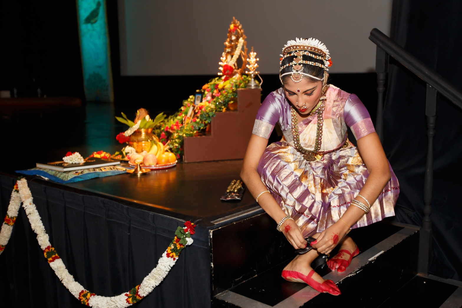 Bharatanatyam Teacher Brisbane